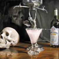 Absinthe Still Life - Michael Rousseau