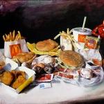 Fast Food/Still Life - Michael Rousseau