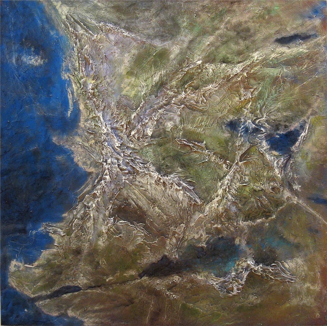 Pangea - Michael Rousseau