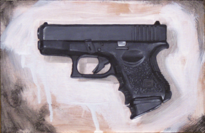 Glock_26_9mm - Michael Rousseau