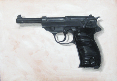 Walther_p38 - Michael Rousseau