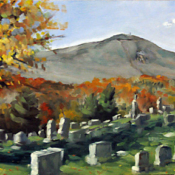 Bellevue Cemetery - Michael Rousseau