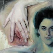 Vagina 2, after Sargent - Michael Rousseau