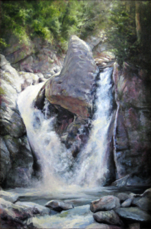 Bash Bish Falls - Michael Rousseau